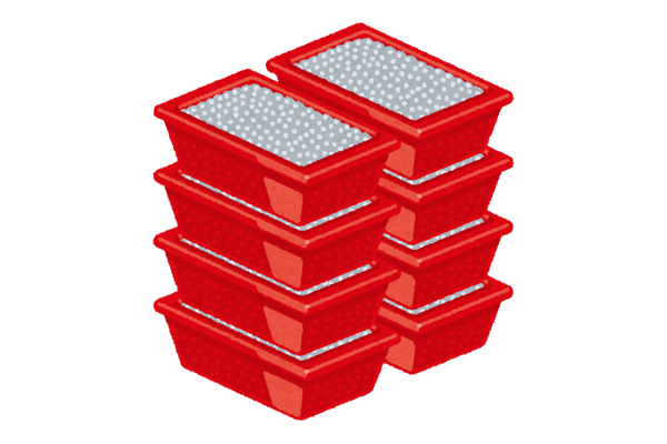 ドル箱のイラスト
