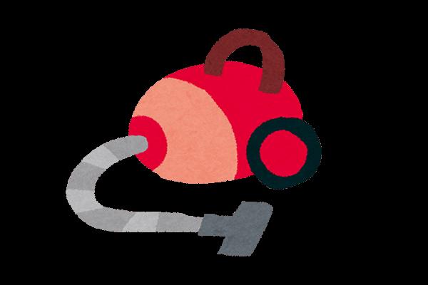 キャニスター型掃除機